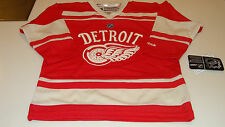 2014 Winter Classic Detroit Red Wings NHL Hockey Jersey 4-7 Child Kids NWT