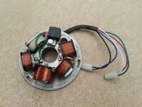 ukscooters VESPA 12V ELECTRONIC STATOR PLATE PX LML NEW GENUINE PART .