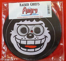 """KAISER CHIEFS -The Angry Mob- UK 7"""" Gnasher Picture Disc / Ltd. Edition Vinyl"""