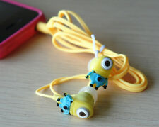3D, stile di figura earbud3.5 mm JACK Auricolari per SAMSUNG IPHONE 5 IPAD IPOD HTC LG