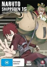 Naruto Shippuden :Collection 16 :Eps 193-205 (DVD, 2014, 2-Disc Set) Reg 4 NEW!