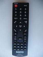SANYO MC42NS00 LCD TV REMOTE CONTROL DP24E14 DP39D14 DP42D24 DP50E44 DP55D44