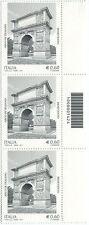 2011 terzina Arco di Traiano - Benevento DX CON CODICE A BARRE 1424