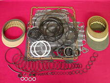 RE4F04A RE4F04B 4F20E TRANSMISSION MASTER REBUILD KIT With Steels  1992 to 2006