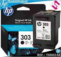 TINTA NEGRA 303 ORIGINAL PARA IMPRESORAS HP ENVY PHOTO CARTUCHO NEGRO T6N02AE