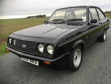 FORD ESCORT RS2000 MK2 EXCELLENT CONDITION LONG MOT VERY ORIGINAL NOT MK1 MEXICO