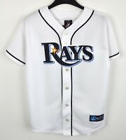 TAMPA BAY RAYS Majestic #2 UPTON Shirt YOUTH L KIDS Jersey Baseball MLB Men XXS