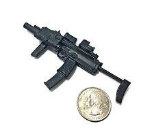 1/6 Scale MP7 Pistol Submachine Gun SWAT H&K German Mini Toy Model Action Figure