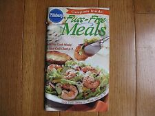 "Pillsbury Classic Cookbook ""Fuss-Free Meals"" #257 ~ 2002"