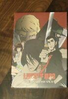 Lupin The Third Goemon Blood Spray DVD Anime Bundle Discotek 50 Min Slipcover