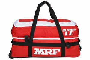 MRF Genius Limited Edition X-Large Wheelie Cricket Kit Bag + FREE $10 Grip