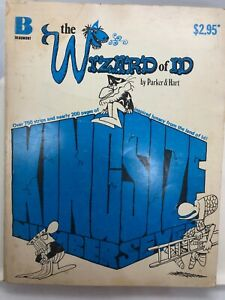The Wizard of Id Number King Size No 7 by Parker & Hart (Paperback 1978)