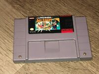 Super Mario All-Stars Super Nintendo Snes Cleaned & Tested Authentic