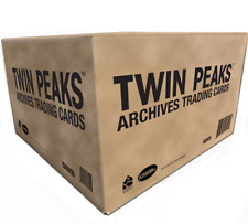2019 Twin Peaks Archives Trading Cards Factory Sealed 12 Box CASE - Rittenhouse
