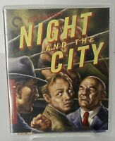 Night And The City Criterion Blu-ray 1950 Classic Film Noir 1950 R. Widmark