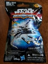 3 Star Wars Micromachines Series 1 Blind Bags - Unopened Sealed New