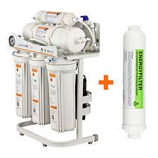 REVITALIS - Umkehrosmose Anlage Wasserfilter Entkalker