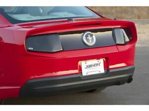 For 2005-2009 Ford Mustang Tail Light Covers GT Styling 16589WW 2006 2007 2008