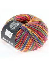 Lana Grossa Cool Wool print 50g Fb 703 lila blau rot gelb grün