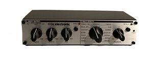 TC ELECTRONIC M100 Multieffektprozessor Neuwertig Kaum Genutzt!!!