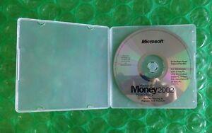 Microsoft Money 2002 Standard  Full Version for Windows