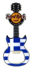 Hard Rock Athens Flag Magnet Bottle Opener