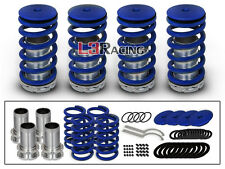 Blue Helicoidal Bajada Muelles Kit para 97-99 & 01-03 Acura Cl Coupe