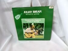 JULIAN BREAM ROMANTIC GUITAR RCA RL43517 LP VINYL