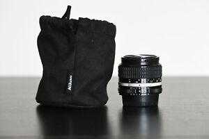 Nikon Nikkor 35mm 2.8 ai manual focus full frame lens