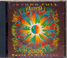 JETHRO TULL Roots To Branches CD