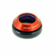 "Cane Creek IS3 E2 1-1/8"" - 1.5"" Tapered Headset Assembly 40-Series Red"