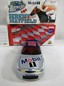 Action 1:24 Jeremy Mayfield Mobile 1 125th Kentucky Derby 1999 Ford Taurus BANK