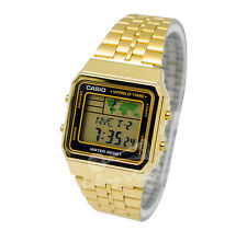 -Casio A500WGA-1D Digital Watch New & 100% Authentic