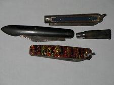 anciens couteaux de poche