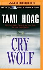 Cry Wolf by Tami Hoag (2014, MP3 CD, Unabridged)