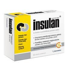 Insulan 60 tabl. for diabetics
