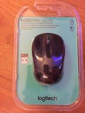 Logitech M325 Wireless Mouse  BLACK