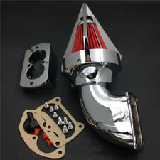 Cone Spike Air Cleaner filter For 02-09 Kawasak Vulcan VN 1500 1600 Mean Streak