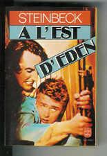 """John Steinbeck : A l'Est d'Eden """" Editions Le Livre de Poche """""""