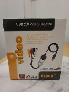 Ezcap Usb 2.0 Video Capture