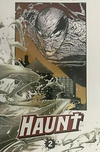 Haunt Volume 2 Signed Glapion Spawn Image Robert Kirkman Greg Capullo New NM
