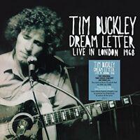 TIM BUCKLEY - DREAM LETTER LIVE IN LONDON 1968 3 VINYL LP NEU