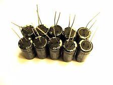 1000uf 50v 10x Electrolytic Capacitors 50v 1000uf Volume 13x25mm