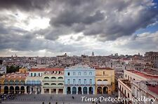 View of Havana, Cuba - 2010 - Giclee Photo Print