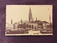 Vintage Postcard - Antwerp - Unused