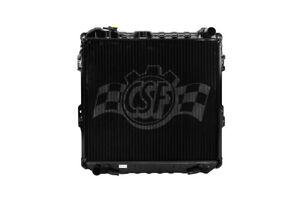 CSF BLACK Radiator for Toyota 88-95 Pickup 4WD 3.0L V6 2056