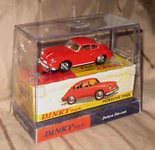 NEW Mattel Dinky Toys Red Porsche 356A DY25/b 356 A Sealed 1:43 Die Cast