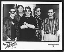 Vintage Original Ltd Edition Promo Photo 8x10 George Thorogood 1992