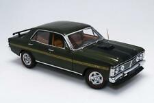 Ford Falcon XY GTHO JEWEL Green Diecast Model Car 1 18