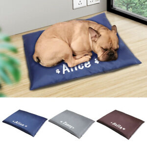Advanced Waterproof Dog Bed Mat Personalized Soft Surface Pet Cat Sleep Mattress